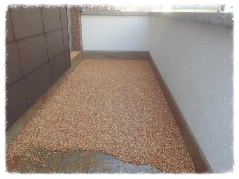 Welsch Fussbodentechnik - Steinteppich